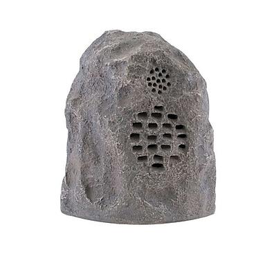 C2G 41312 Add-on Wireless Rock Speaker, Grey/Granite
