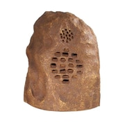 C2G 41308 Wireless Rock4 Speaker With Dual Power Transmitter, Brown/Sandstone