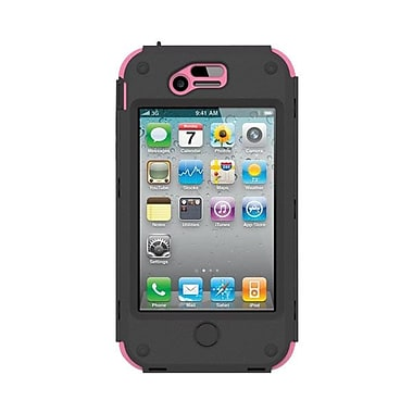 Tridentcase™ Kraken A.M.S. Carrying Case For iPhone 4/4S, Pink Camo