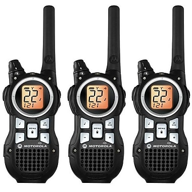 Motorola MR350TPR Talkabout 2-Way Radio, 121 Privacy Code