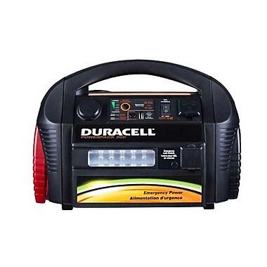 Duracell® DRPP300 Powerpack Jump Starter, 2 Outlets