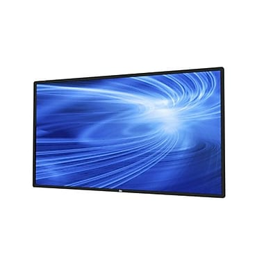Elo Touch Solutions 7001L LED LCD Touchscreen Monitor, 70in.
