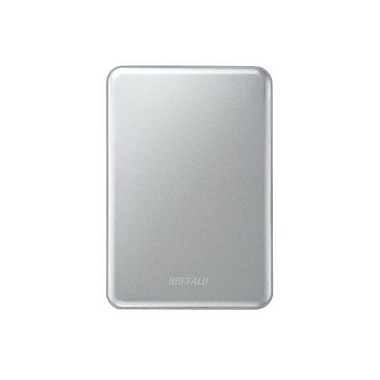 Buffalo™ DriveStation 500GB USB 3.0 External Hard Drive, Silver