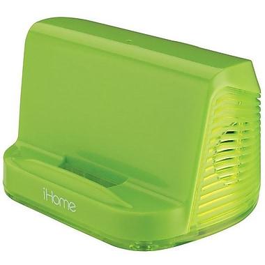 SDI Technologies™ iHM16 Portable Stereo Speaker System, Neon Green