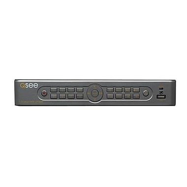 Q-see® Premium QT5680-1 8 Channel H.264 Digital Video Recorder