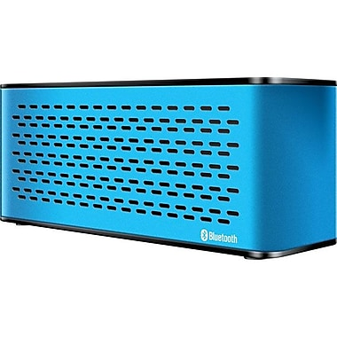 DreamGEAR® i.Sound® 5304 Sonic Waves Rechargeable Portable Wireless Speaker, Blue