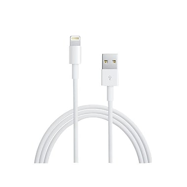 4XEM™ 10' 8 Pin Lightning to USB Cable, White