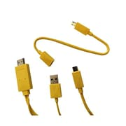 4XEM™ A/V Cable For Samsung Galaxy S2/S3
