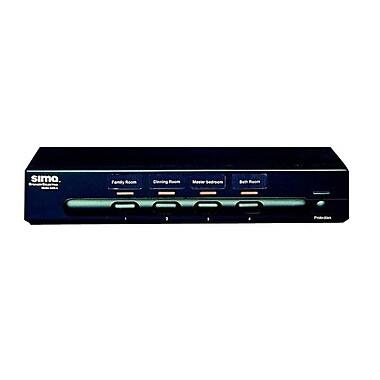 Sima® SSW Speaker Selector, 4 Pair