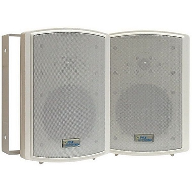 Pyleaudio® PD-WR63 Indoor/Outdoor Speaker Box, White