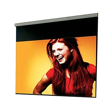 Draper® Luma Manual 118.8in. Wall and Ceiling Projection Screen, 1:1