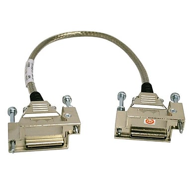 Cisco CAB-STACK-50CM-NH 1.60' StackWise Series Non-Halogen Lead-free Stacking Cable