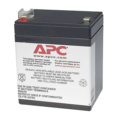 APC® RBC45 48 Vah Replacement Battery Cartridge
