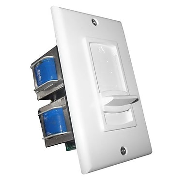 Pyleaudio® PVC2 Wall Mount Impedance Matching Vertical Sliding Volume Control