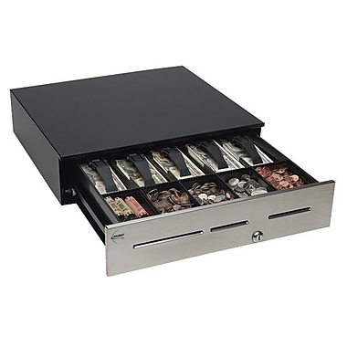 MMF™ Advantage Cash Drawer, Black