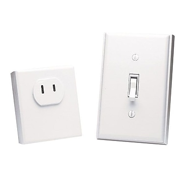 Chamberlain® BL-6136-WH Wireless Switch Outlet, White