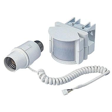 Chamberlain® Heath/Zenith 110 SL-5212-WH-A Motion Sensor Adapter, White