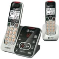 AT&T CRL32202 Duo Cordless Phone With Answering Machine