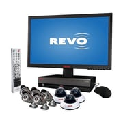 REVO™ R164D3FB5FM21-2T 16 Channel Security Camera System