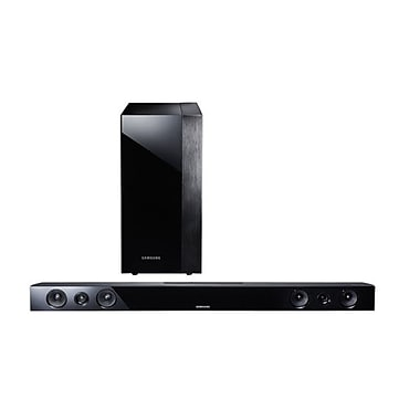 Samsung HW-F450/ZA 2.1 Channel Sound bar System With Wireless Subwoofer