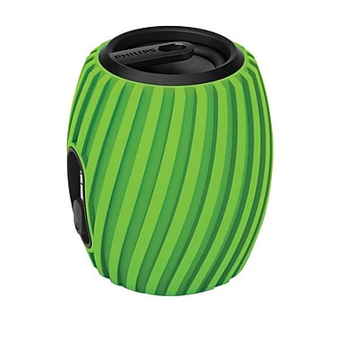 Philips SBA3011GRN/37 Portable Speaker, Green