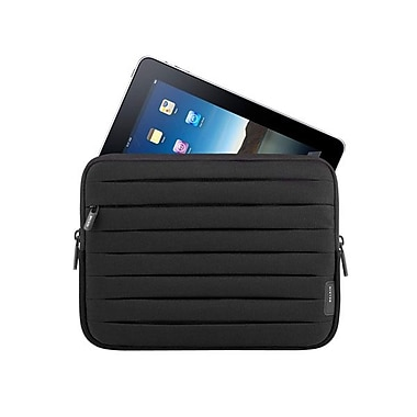 Belkin™ Pleat Sleeve For iPad, Black