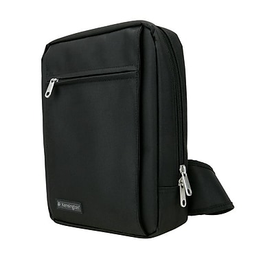 Kensington® Sling Bag For iPad/iPad 2, Black