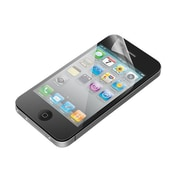 Belkin® TrueClear™ Advanced Screen Protector For Apple iPhone 4/4S, Transparent