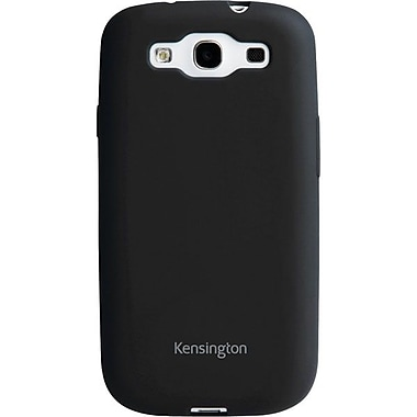 Kensington® Soft Case For Samsung Galaxy S III, Black