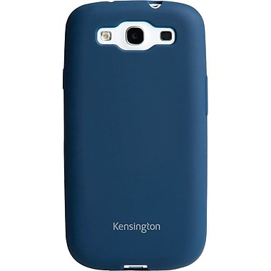 Kensington® Soft Case For Samsung Galaxy S III, Blue