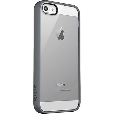 Belkin™ View Case For iPhone 5, Clear/Gravel