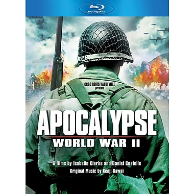 Apocalypse: World War II (DISQUE BLU-RAY)