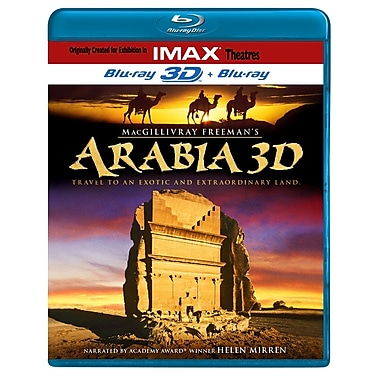Arabia (IMAX) (BLU-RAY DISC)