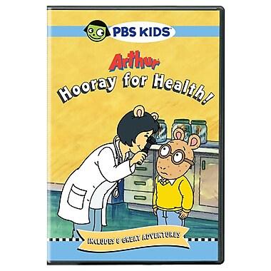 Arthur - Hooray for Health (DVD)