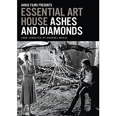 Ashes and Diamonds (Essential Art House) (DVD)