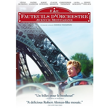 Avenue Montaigne (DVD)