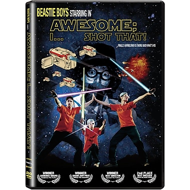 Awesome; I?Shot That! (DVD)