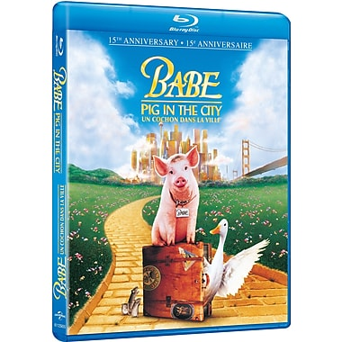Babe: Pig in the City (BLU-RAY DISC)