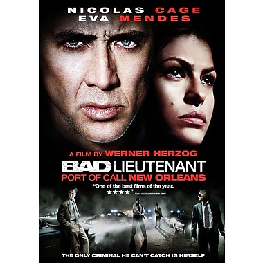 Bad Lieutenant (DVD)