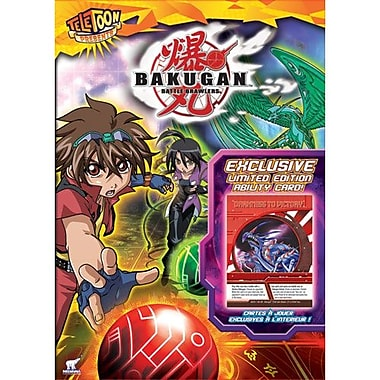 Bakugan: Season 1, Volume 1 (DVD)