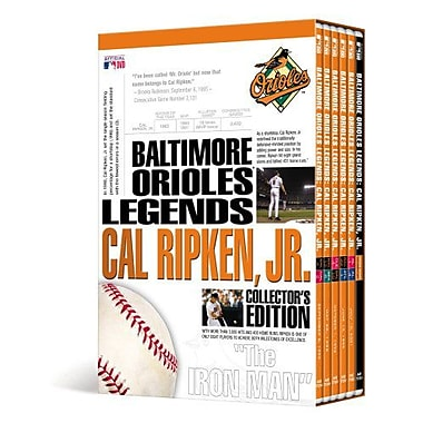 Baltimore Orioles Legends - Cal Ripken Jr. (DVD)