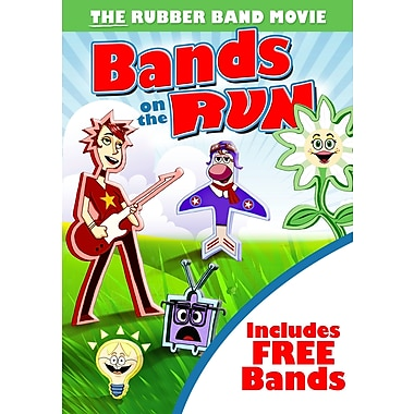 Bands on the Run: The Rubber Band Movie (DVD)