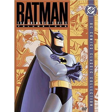 Batman the Animated Series: Volume 1 (DVD)
