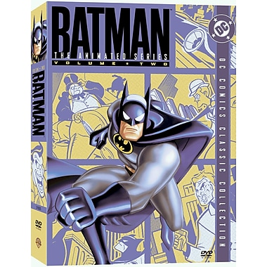 Batman the Animated Series: Volume 2 (DVD)
