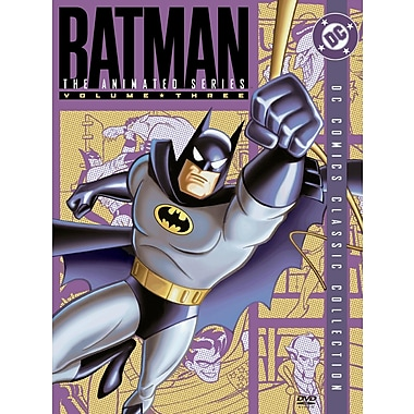 Batman the Animated Series: Volume 3 (DVD)