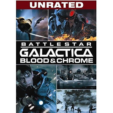 Battlestar Galactica: Blood & Chrome (DVD)