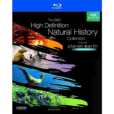 BBC High Definition Natural History Collection 1: Planet Earth