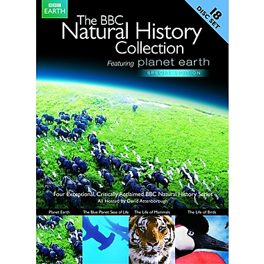 BBC High Definition Natural History Collection 1: Planet Earth (DVD)