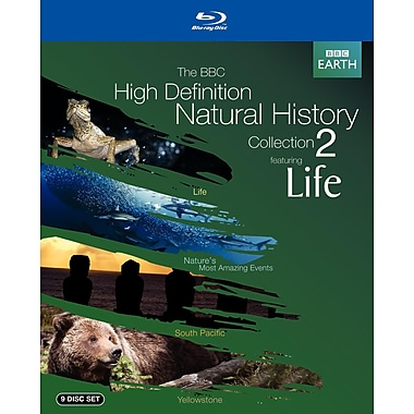 BBC High Definition Natural History Collection2 featuring Life (BLU-RAY DISC)