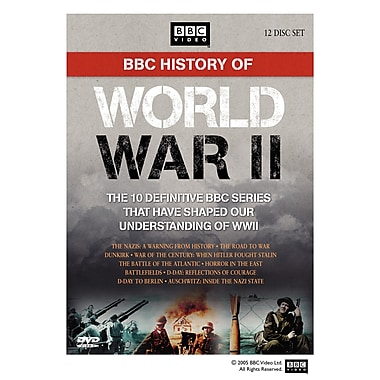 BBC History of World War II (DVD)
